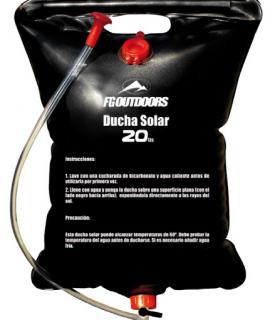 DUCHA SOLAR FG OUTDOORS