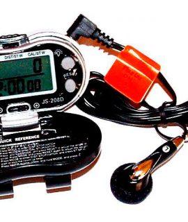 PODÓMETRO CON RADIO JS-208D